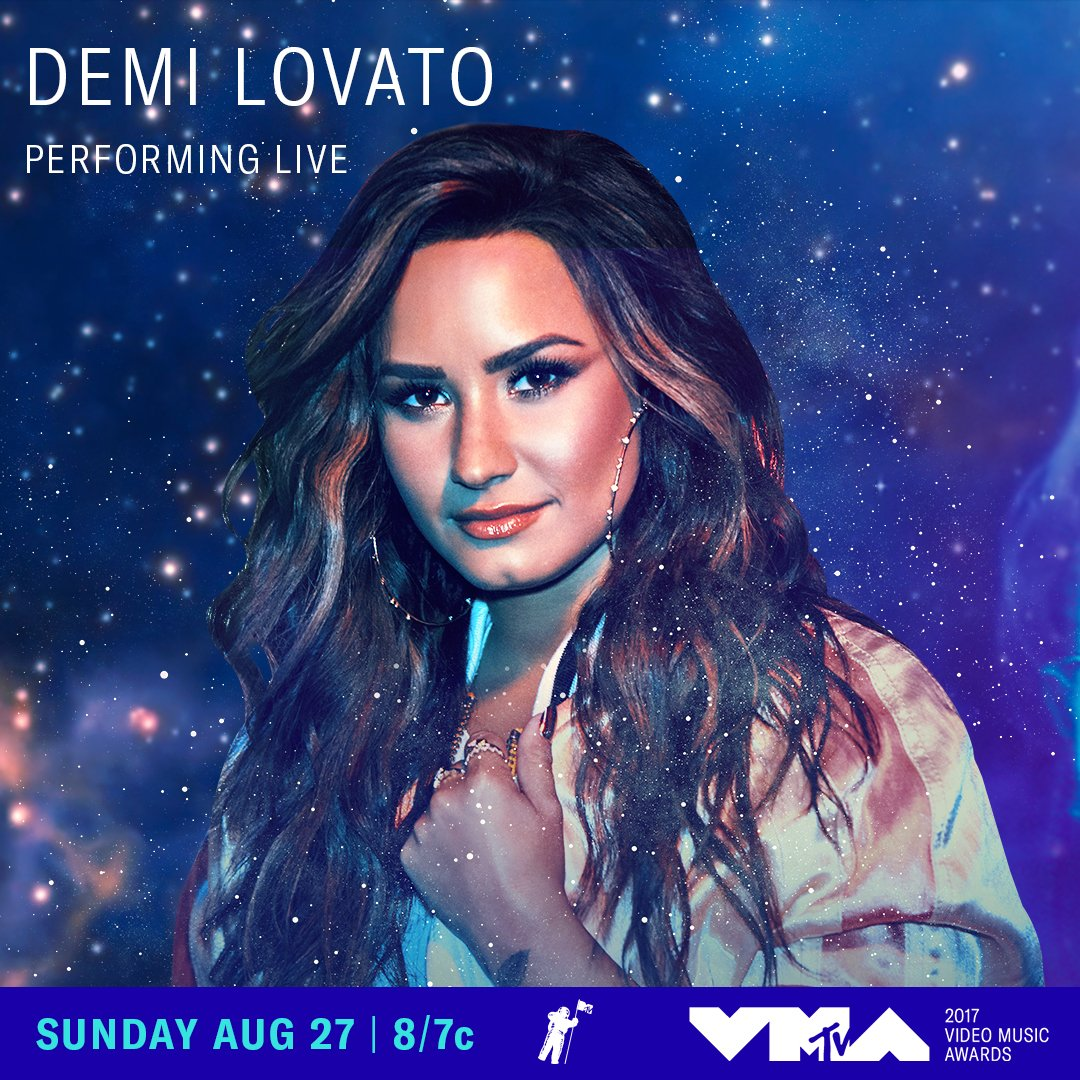 See you at the @VMAs this year @MTV ���� #SORRYNOTSORRY #VMAs https://t.co/wqCCpkG5yz