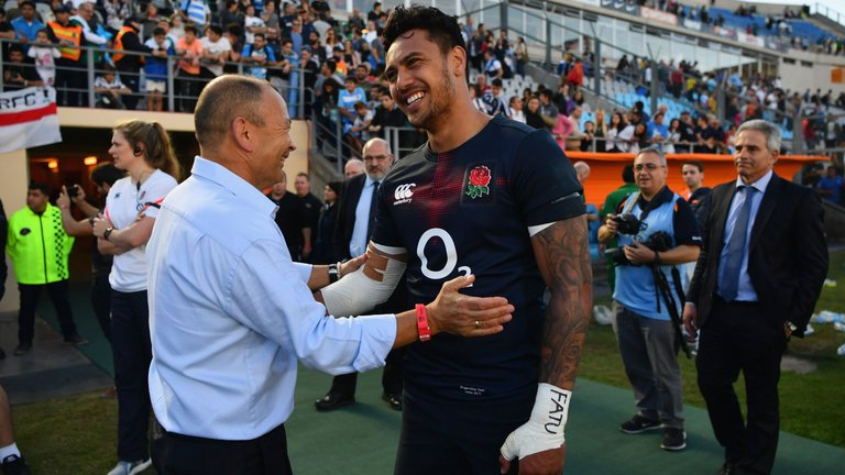 test Twitter Media - Denny Solomona is determined to win back his England place after being sent home from a training camp: https://t.co/xRBUPpj9Ea https://t.co/v5aXKigPmD