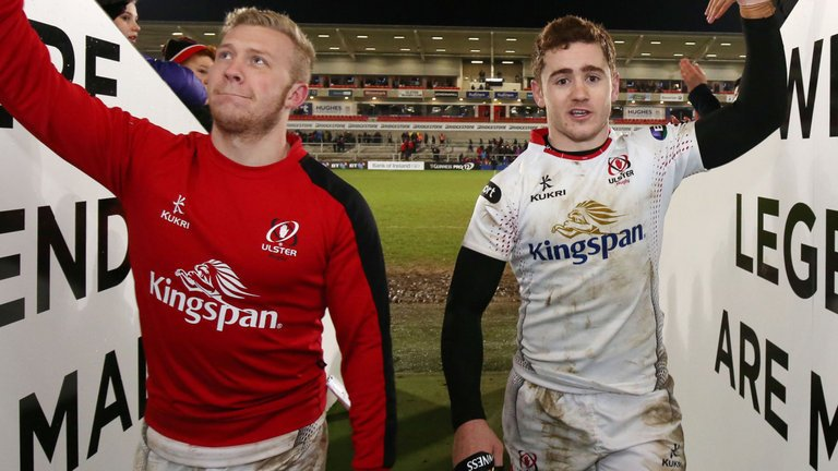 test Twitter Media - Ulster duo Paddy Jackson and Stuart Olding have denied all allegations of rape against them, a court has heard: https://t.co/9phtWICeyP https://t.co/iPWnVpERWz