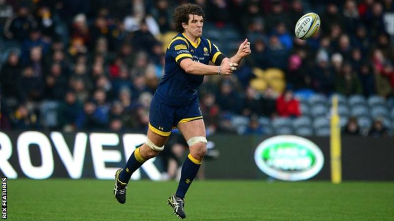 test Twitter Media - Worcester Warriors have a new club captain.  Ex-Ireland and Lions lock Donncha O'Callaghan will lead the side.  ➡ https://t.co/z257jNajd5 https://t.co/WAEIdPKLzh