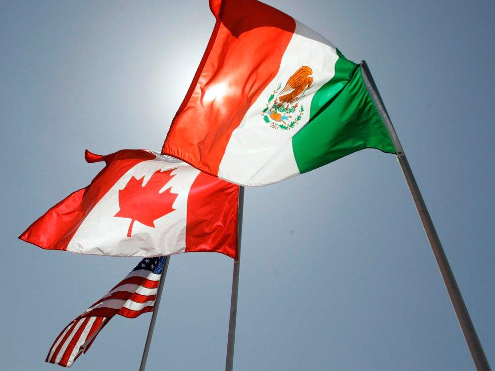 Mexico, Canada dismiss Trump threats to scrap NAFTA trade pact