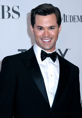 Happy Birthday Wishes going out to Andrew Rannells!!!