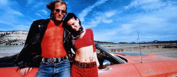 Woody Harrelson and Juliette Lewis in Natural Born Killers. https://t.co/Wn44MsST4t
