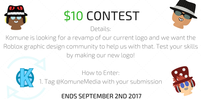 Komune Media Logo Revamp Contest