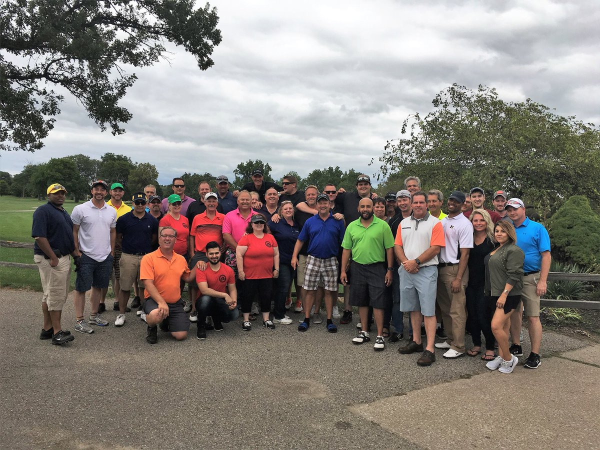 test Twitter Media - FORE! Our 4th Annual Team Golf Outing was a success in building stronger relationships within our company. Thanks to all who participated! https://t.co/M5TCC3CsDF