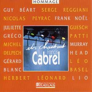 Ils chantent Francis CABREL Edition de collection  https://t.co/FmBFY9K4ji https://t.co/dS1w0WIZAg