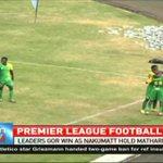 Gor Mahia wins as Nakumatt holds Mathare in KPL
