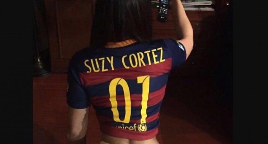 RT @pulzo: 'Miss Bumbum 2015' y su sensual protesta contra la directiva del Barcelona https://t.co/4VcQ8CWgH0 https://t.co/1xupkbMUtL