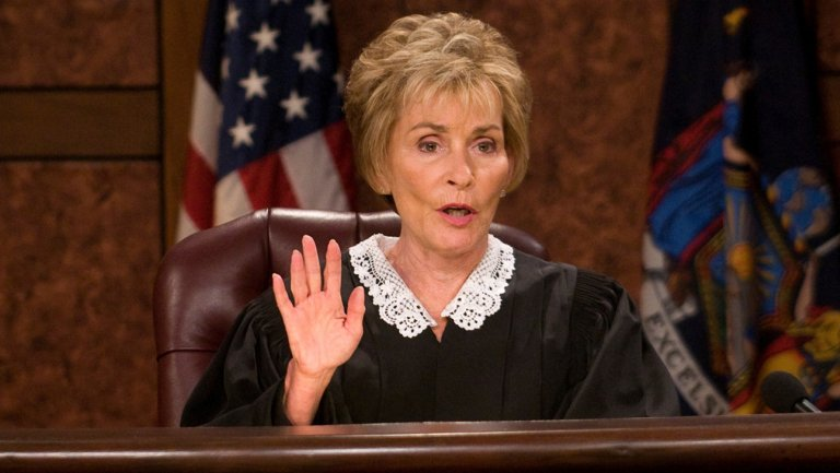 ".@JudgeJudy goes off in profits lawsuit: ""CBS had no choice but to pay me"""