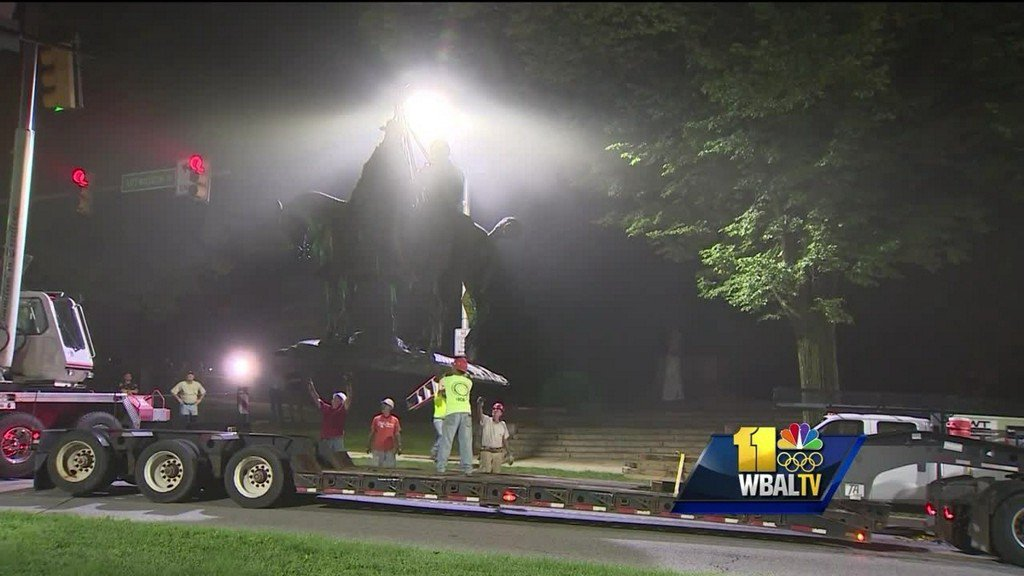 RT @wbaltv11: Mayor Pugh responds to Trump's criticisms of Confederate statue removals https://t.co/3rjIHityH5 https://t.co/fgp9sL81tW