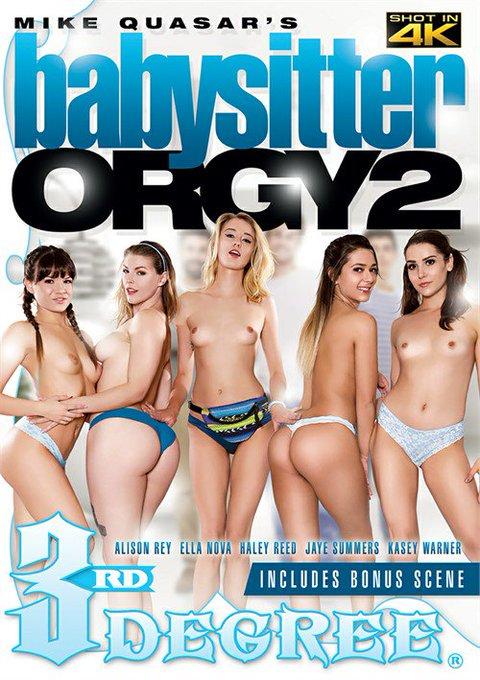 #ComingSoon BABYSITTER ORGY 2 starring @AlisonReyxxx @EllaNovaXXX @HaleyReedX @juicyjaye_xo @doesnteatmeat