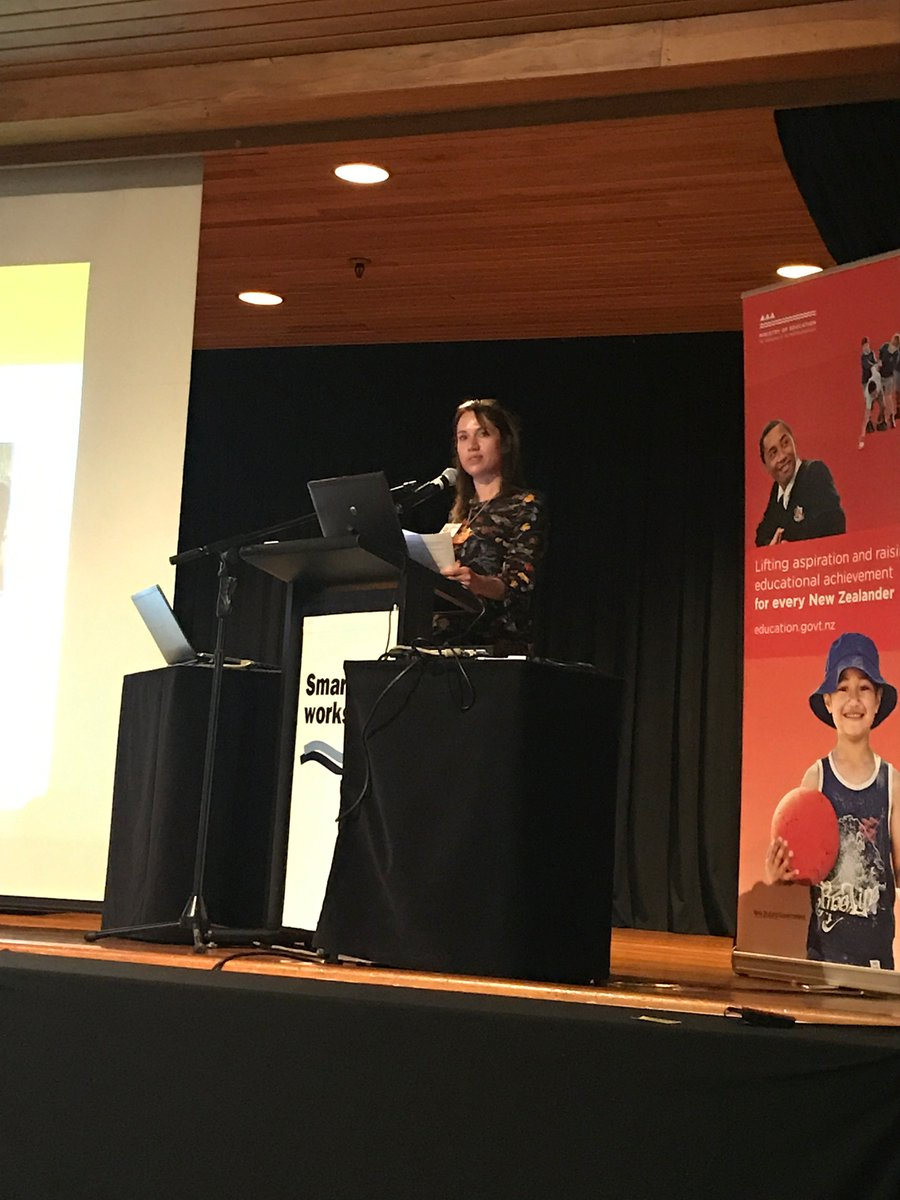 test Twitter Media - Dr @MoanaTheodore @NCLR_Education shared her findings from @gradstudy, her focus on outcomes of 600 Maori University participants #ELF2017 https://t.co/F7weayzvxF