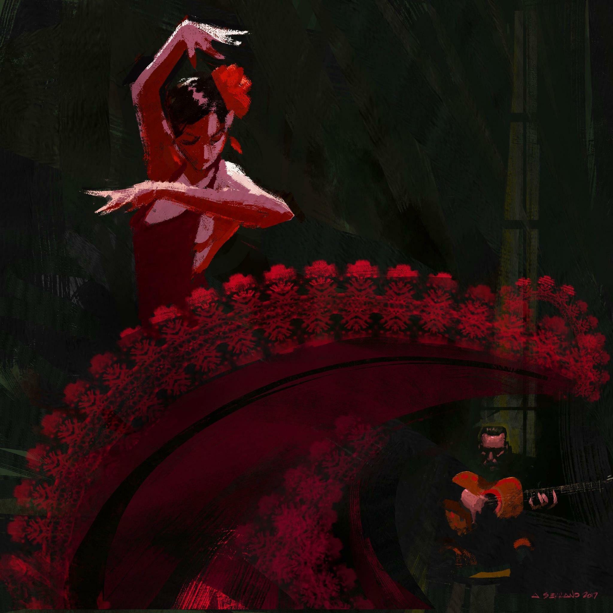 Happy Wednesday! #flamenco #dailychallenge https://t.co/ZvBIdUls9z