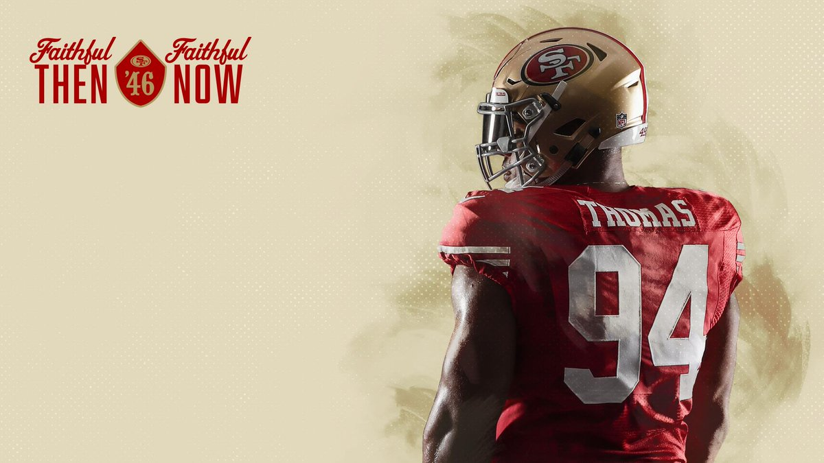 New designs 👀 Get yourself a new wallpaper. Download here: 49ers.com/ wallpapers https://t.co/ufnP09pb5h