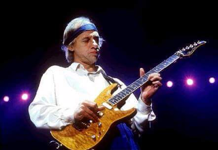 Happy birthday to Mark Knopfler born on 12th Aug 1949,  British songwriter, guitarist, singer with Dire Straits.