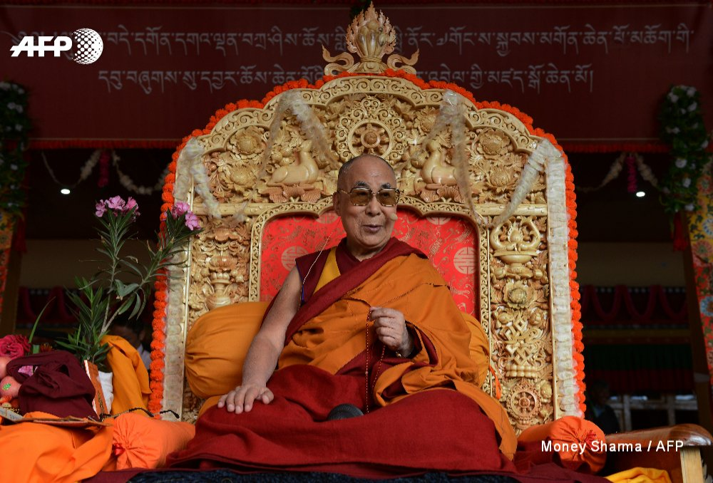 Dalai Lama cancels Botswana trip with 'exhaustion'
