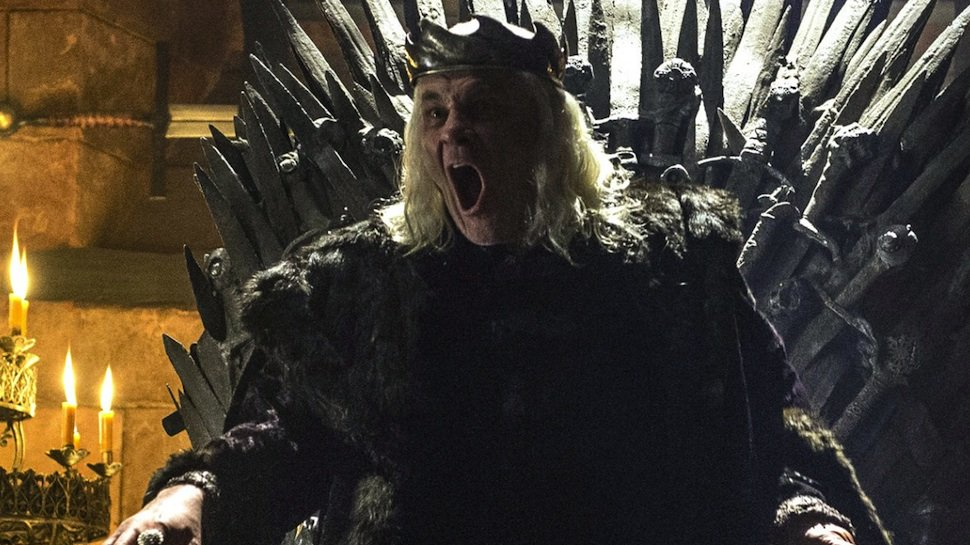 #GameofThrones' Aerys Targaryen wasn't called the Mad King for nothing. Here's why: https://t.co/UeZcwvoMpp https://t.co/ZLJwUxHBzt