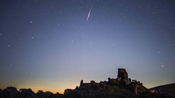 Perseid meteor shower set to peak at weekend