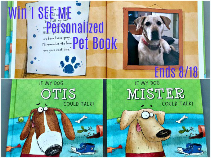 I SEE ME Pet Book GA-2-US-Ends 8/18