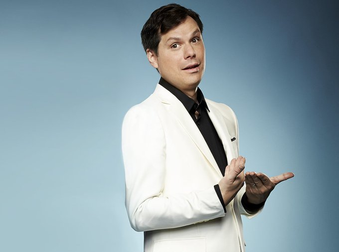 Happy Birthday to Michael Ian Black who turns 46 today!
