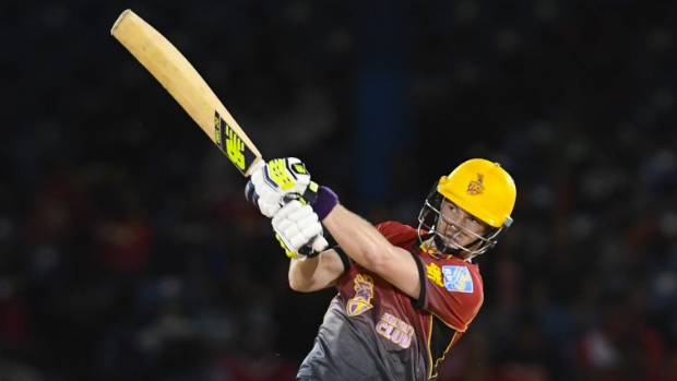 Colin Munro carves up Guyana to lead Trinbago to CPL win