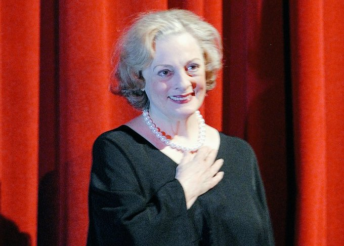 Happy Birthday to the great 5-time Tony Award-nominee, Dana Ivey! Many happy years and great roles to come! Brava!