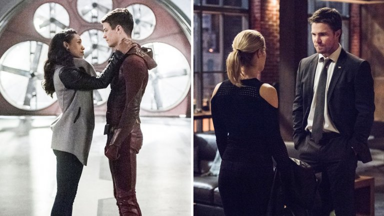 DC TV Watch: Will the Next 4-Show Crossover Feature a Wedding? https://t.co/xrzJu1PFA6 https://t.co/CRimmSOqOi
