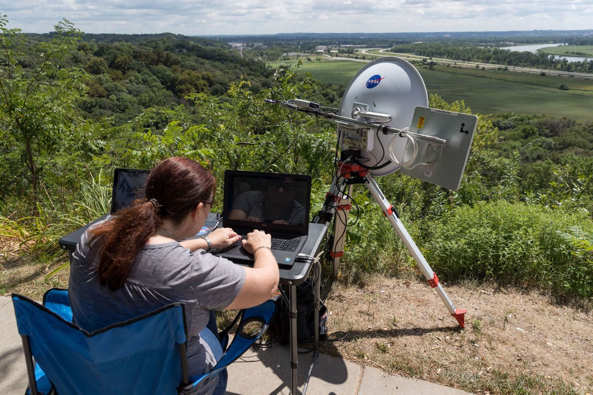During eclipse, Nebraska will be a hot spot for scientists studying the sun