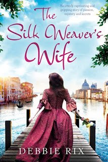 The Inspiration for The Silk Weaver's Wife by Debbie Rix