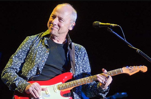 Happy 68th Birthday to Mark Knopfler, frontman of Dire Straits