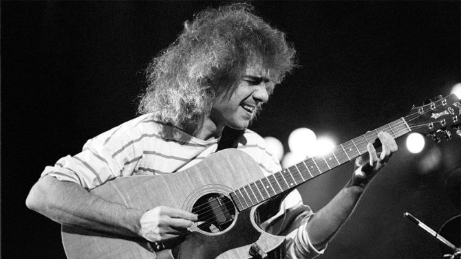 Happy Birthday Pat Metheny!  Hoy cumple 63 años el guitarrista Pat Metheny.
