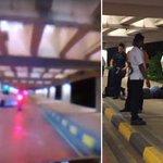 Car slams into motorcyclist at Changi Airport Terminal 3 pick-up point