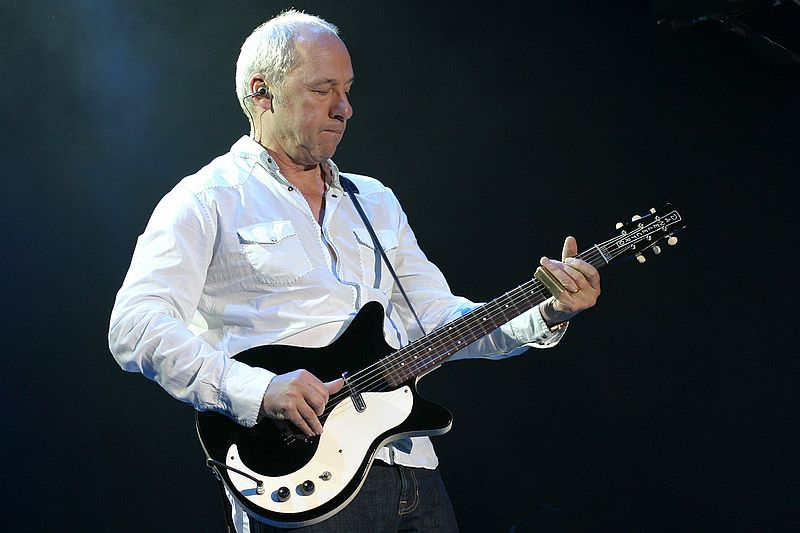 Happy Birthday Mark Knopfler!
