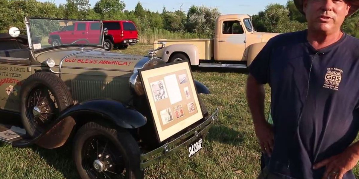 Just Cool Cars: This '30 Ford Model A honors WWII vets