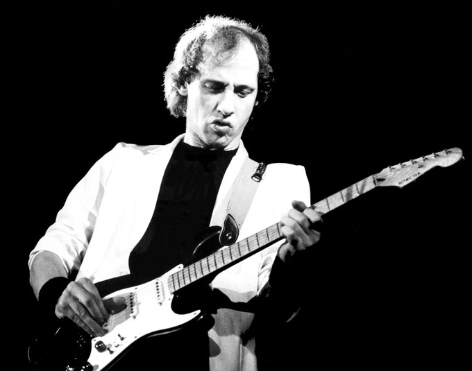 Happy Birthday to the Sultan of Swing, Mark Knopfler!