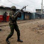 Nine men shot dead in Nairobi's Mathare slum: security source