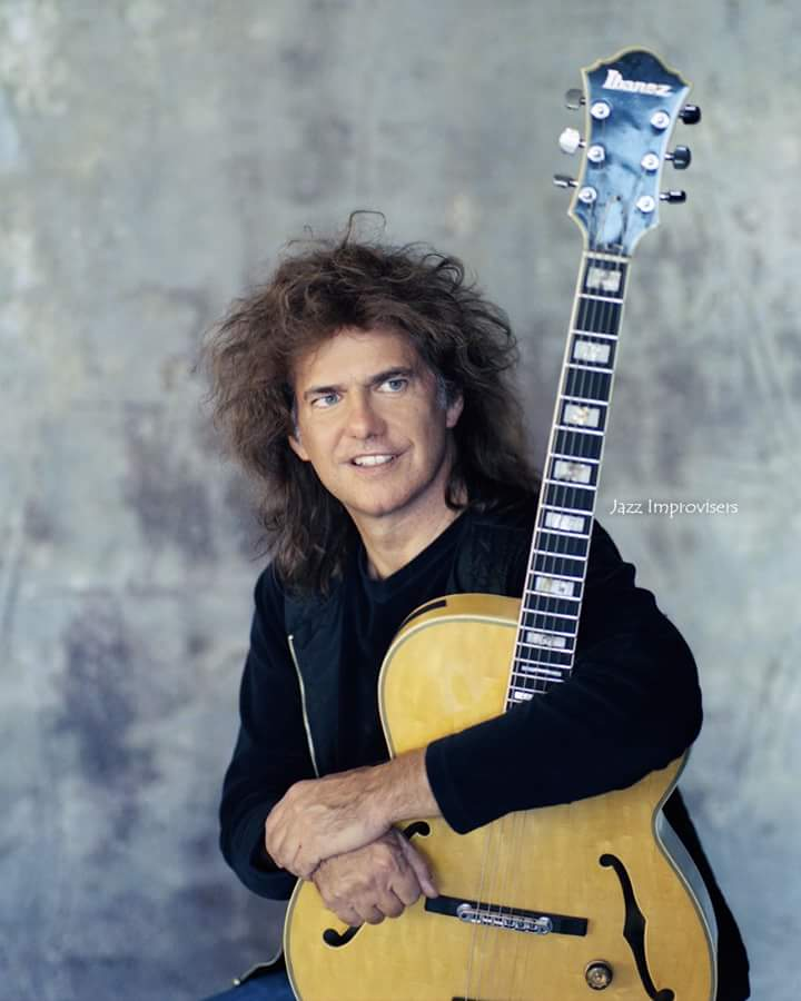 Happy birthday, Pat Metheny.