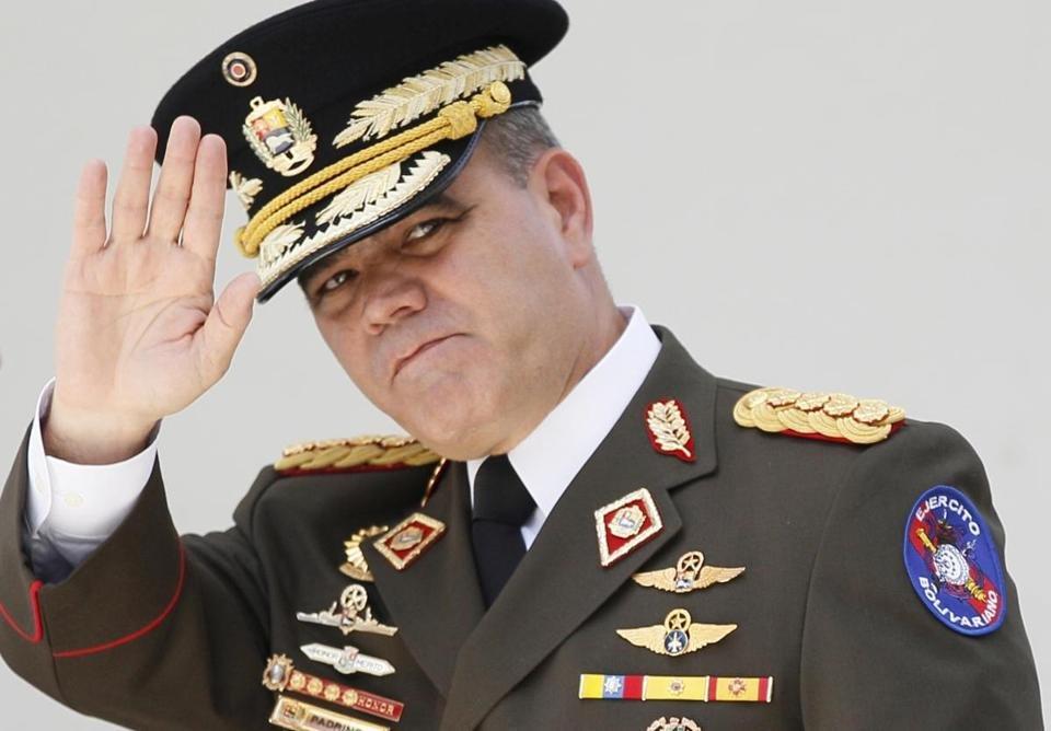 Venezuela's Defense Minister calls Trump talk 'craziness'