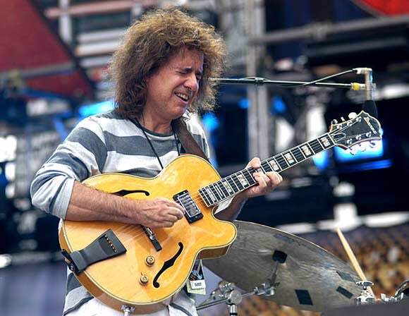 Happy Birthday, Pat Metheny!