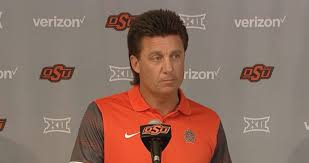 He\s a Man, he\s 50.  Happy Birthday Mike Gundy