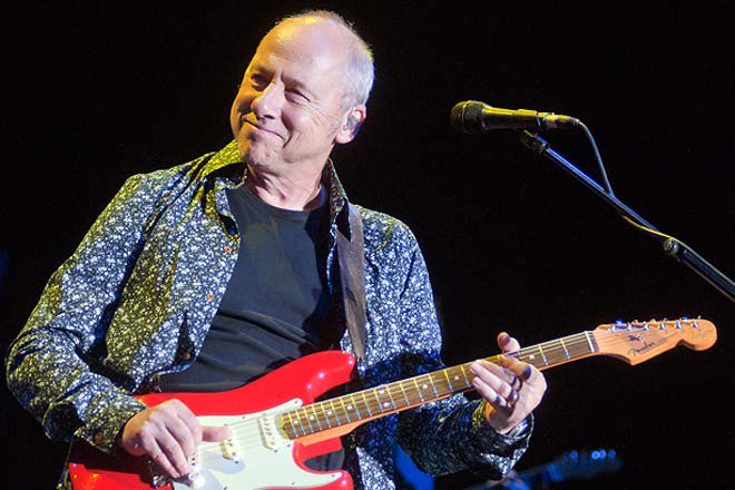Sultans Of Swing  Happy Birthday Today 8/12 to  vocalist/guitar legend Mark Knopfler of Dire Straits.  Rock ON!