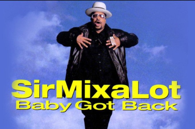 HAPPY BIRTHDAY Anthony Ray, better known as Sir Mix a Lot, born August 12, 1963 in Seattle, Washington.