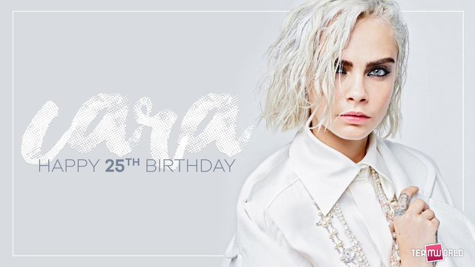 . Happy Birthday Cara!!! We wish you the best. Buon Compleanno!