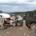 Eight die, several hurt after matatu, lorry collide in Meru