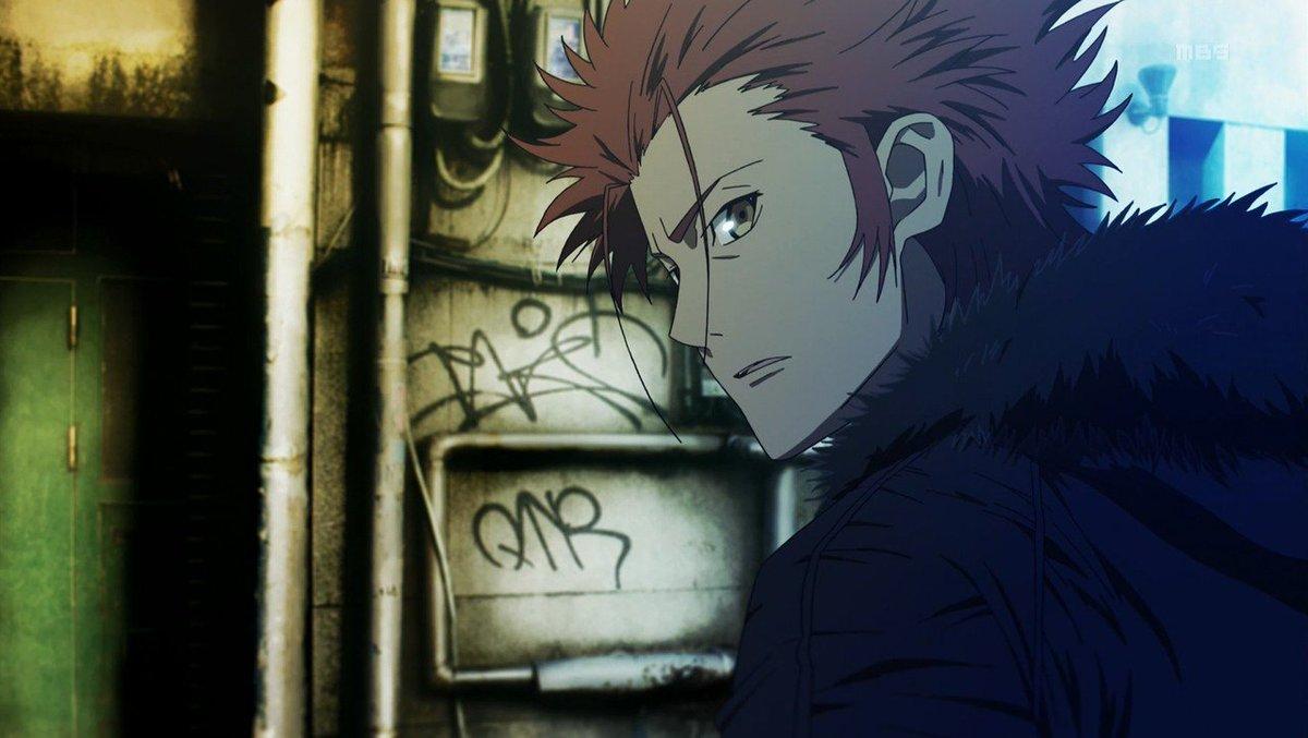 本日8月13日は「K」の第三王権者「赤の王」周防尊の誕生日。おめでとう♪#K #anime_k#周防尊生誕祭#周防尊生誕