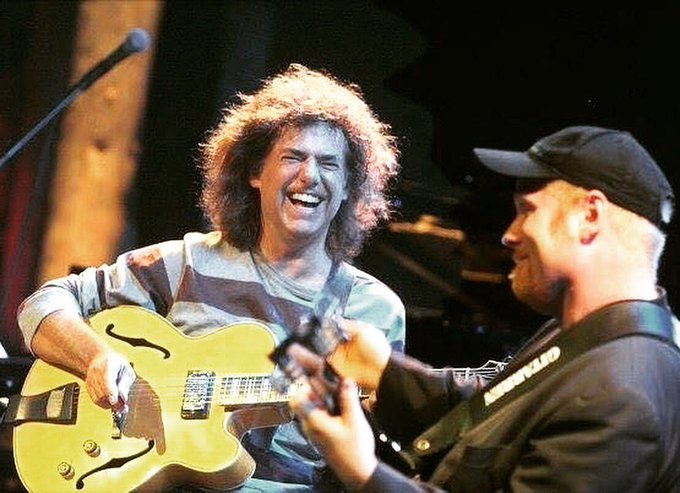 Happy Birthday to the amazing Pat Metheny!