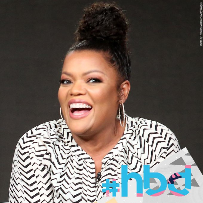 Happy birthday to the beautiful and amazing actress Yvette Nicole Brown