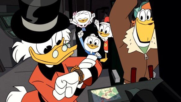 Today is the day! Brand new @DuckTales is on @DisneyXD for 24hrs! Woo-oo!!! https://t.co/k4XdxiaPlB