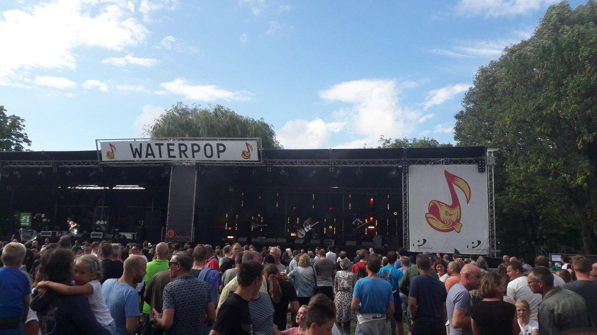 #Waterpop