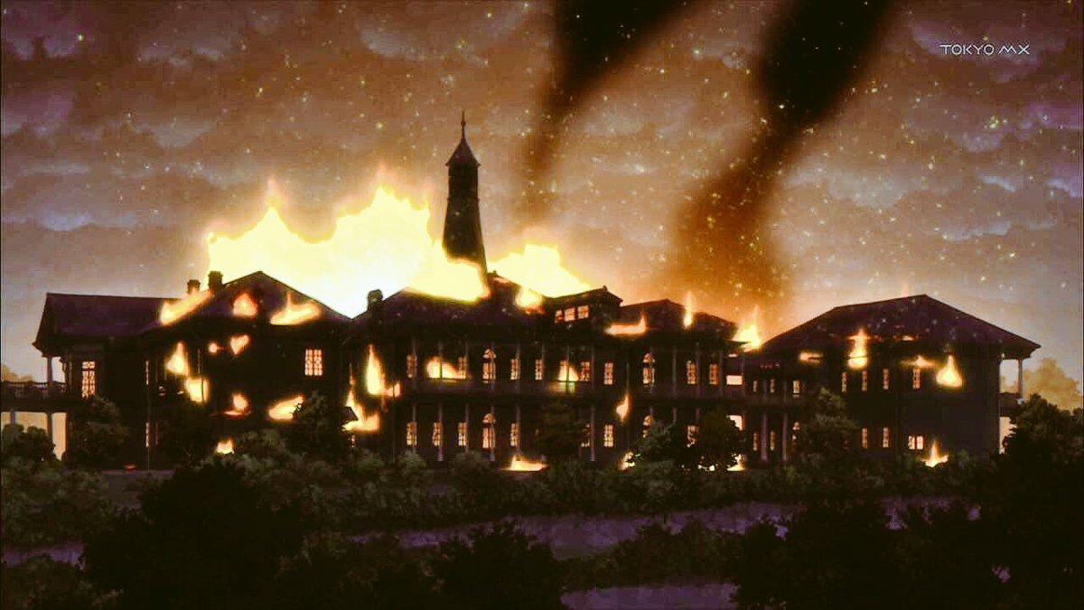 幻影ヲ駆ケル太陽で描かれた長崎とFate/Apocryphaで描かれた長崎が完全に一致してしまった